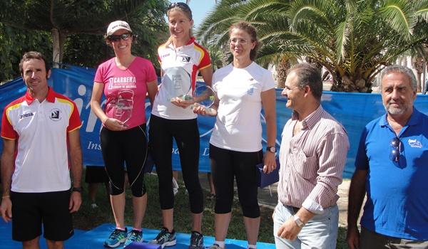 La Carrera Populas de Balerma, en El Ejido, tuvo un extenso cuadro de ganadores y ganadoras