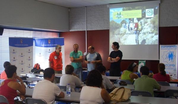 Lo ha organizado la Federación Andaluza de Montañismo en Almería