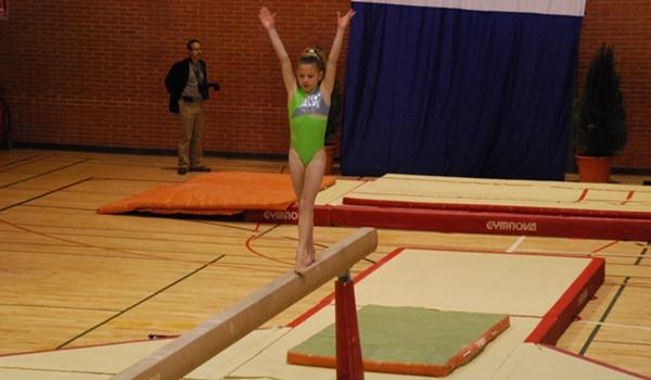 En Almería empieza a haber tradición de gimnasia