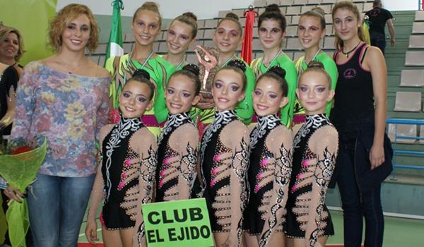 Las chichas de infantil y de cadete hicieron un gran papel en Granada