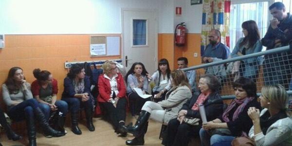 Fin del encierro de los centros de educación infantil de Almería, que serán recibidos en Sevilla