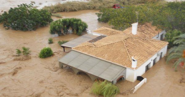 Seis municipios del Levante almeriense pedirán la declaración de zona catastrófica