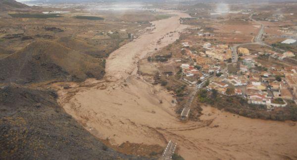 inundaciones almanzora