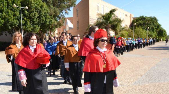 Inauguración Curso 2012-13 UAL