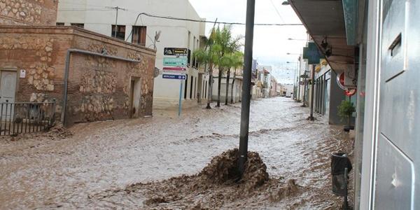 El ayuntamiento de la localidad del Levante de Almería abrirá una oficina para los afectados por las riadas