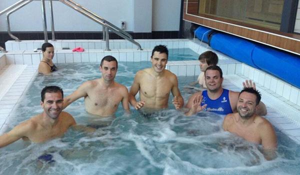 Las selecciones españolas de triatlón absoluta y paralímpica preparan el Mundial
