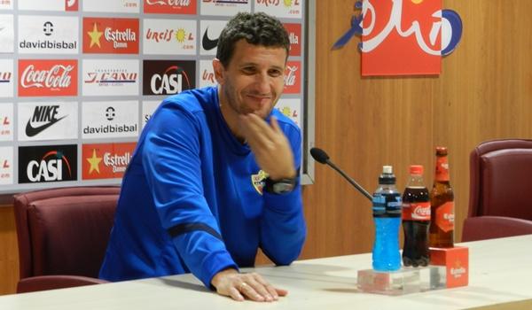 El entrenador de la UD Almería reconoce que el Sporting puede sorprender