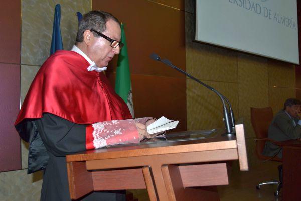 Juan Cano Bueso lectura lección inaugural