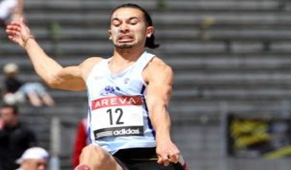 La promesa del atletismo francés entrenará esta temporada en Almería