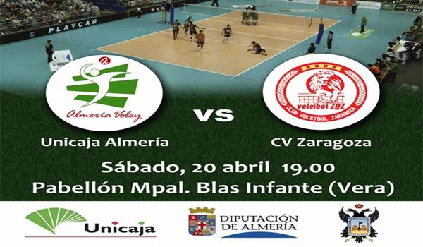 El voleibol se pone al servicio de los damnificados por las inundaciones del Levante de Almería