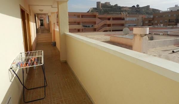 Las casas en Almería siguen con su caída de precios
