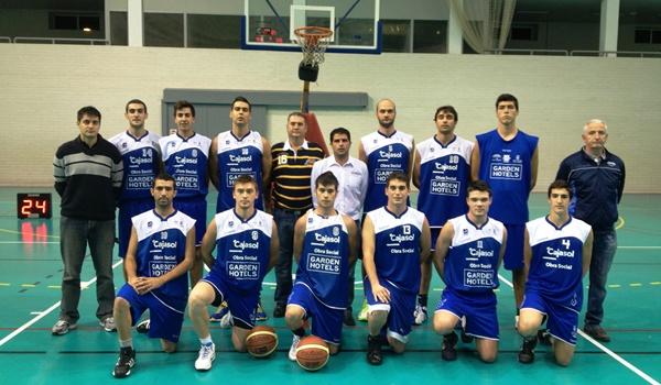 El equipo almeriense colidera la Primera Nacional de Baloncesto