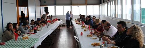 El Polideportivo Almería va quinto de la Regional Preferente
