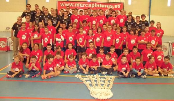 Los Juegos Deportivos Municipales de Almería se inauguraron con este deporte