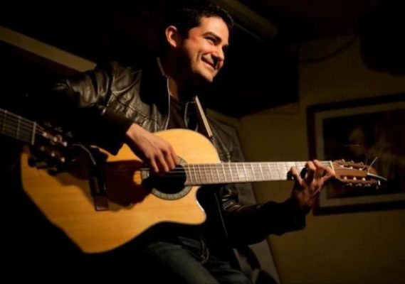 César Maldonado presenta su primer disco en Almería