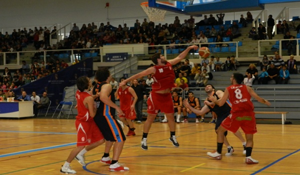 Derbi almeriense en la Primera División Nacional de Baloncesto