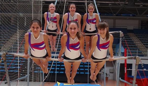Habrá exhibición de las Escuelas Deportivas Municipales de Gimnasia Artística