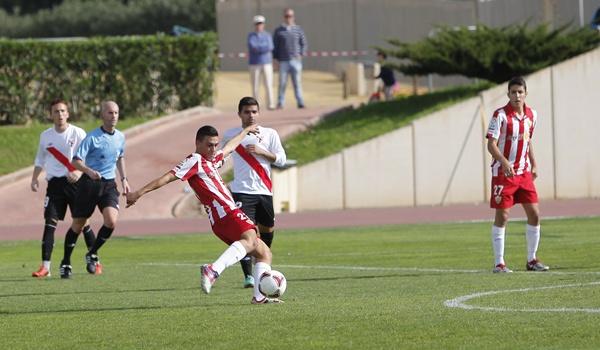 Han marcado los juveniles en esta jornada de Segunda División B ante el Sevilla Atlético
