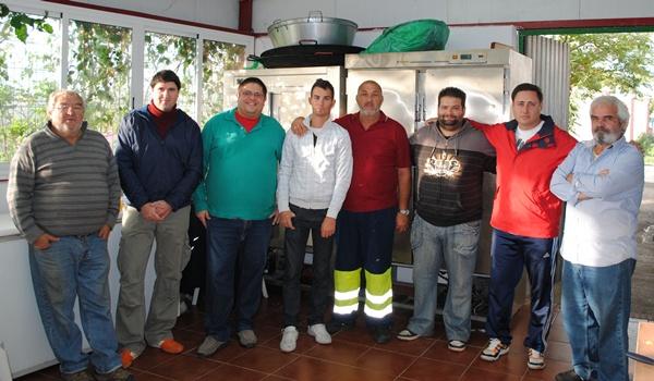 Jornada de descanso en la Regional Preferente para un Polideportivo Almería que se va de comida