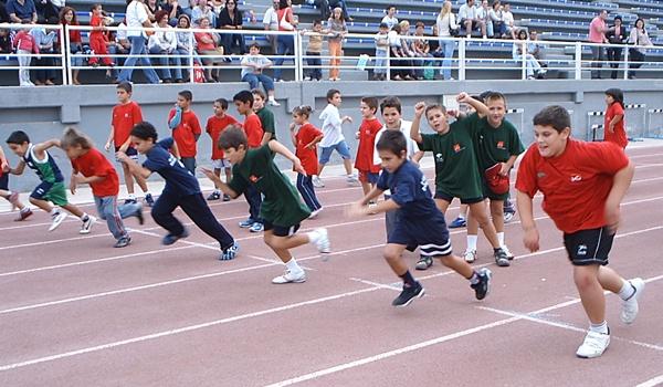 El Patronato ha reunido ya a 50 alumnos para la Escuela Municipal de Atletismo de Almería