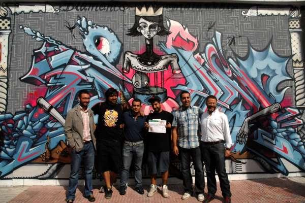 Graffiti IAJ