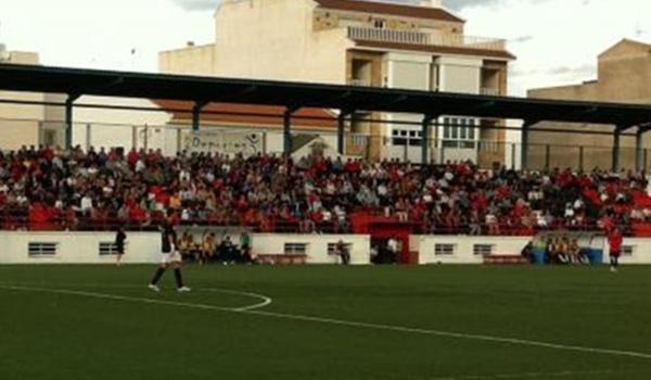 El equipo del Levante de Almería perdió la ocasión de ganar ante el Plus Ultra en la Tercera División de Murcia