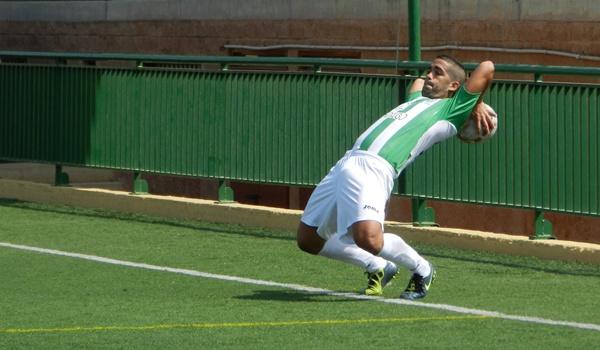 El Huércal también sabe ganar a domicilio en Tercera División, como ante el Alhaurino