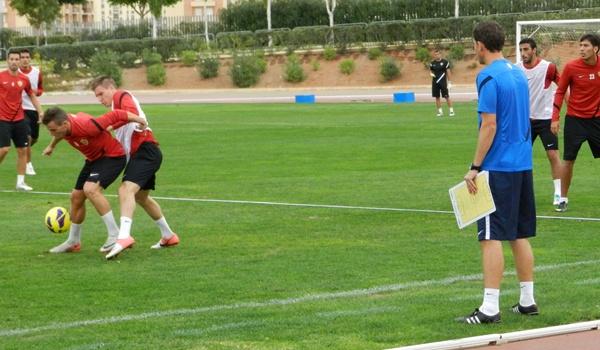 El Almería está ofreciendo una cara distinta en la Copa del Rey y en la Liga Adelante