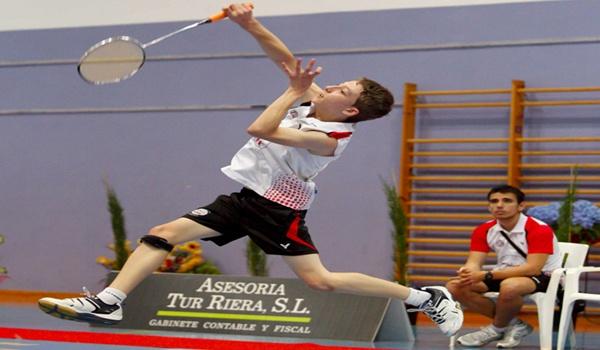 El badminton de Almería está de enhorabuena con la convocatoria con su convocatoria con la selección de España