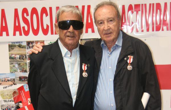 Medalla Cruz Roja