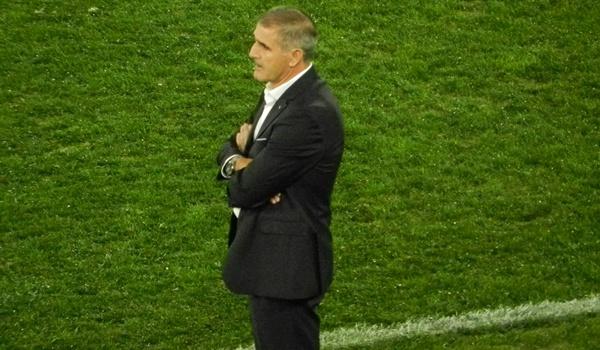 El técnico del Celta de Vigo no dejó de reconocer que el Almería tiene la eliminatoria muy de cara