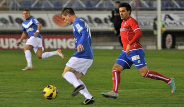 Empate sin goles entre el Numancia y el Almería en la Liga Adelante