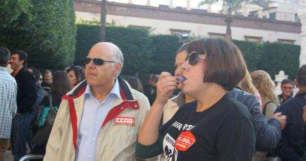 Sindicatos ayuntamiento almeria