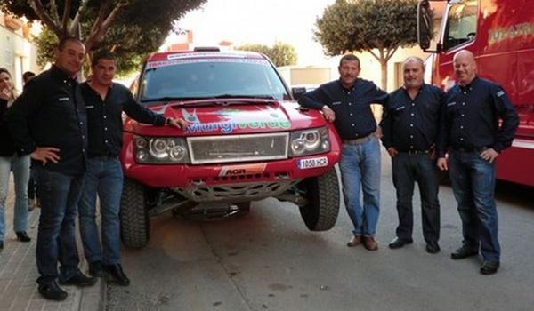 El equipo de El Ejido participa en el Enduro Ciudad de Melilla