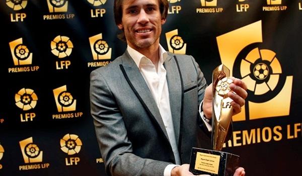 Galardón al Juego Limpio para el capitán de la UD Almería