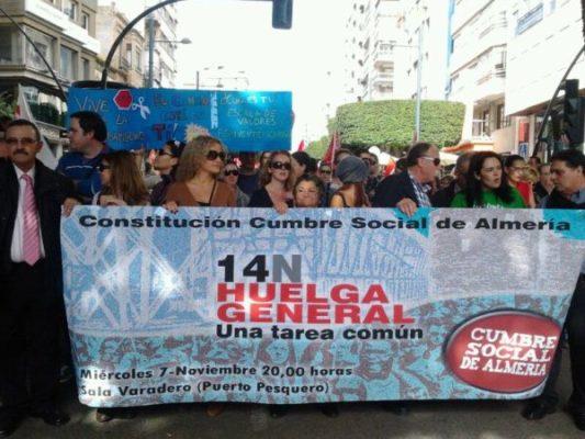 cumbre social 14 N