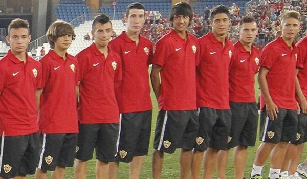 Otro jugador de la UD Almería ha sido convocado por La Roja sub-16