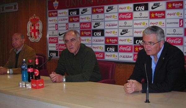 Entre el Almería, su filial y una selección de jugadores de la provincia