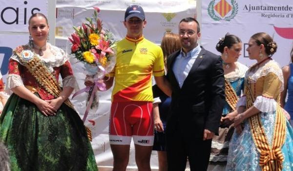 El Campeón de España Junior recala también en el equipo ciclista almeriense
