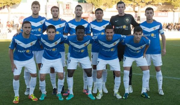 El filial de la Unión Deportiva Almería sale líder de la Segunda División B en su visita a Albacete