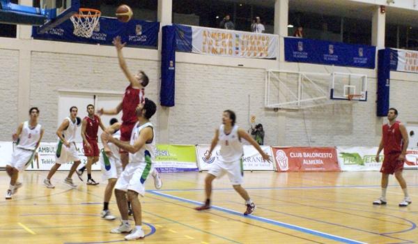 Los almerienses ganaron al equipo de Granada con un marcador muy bajo