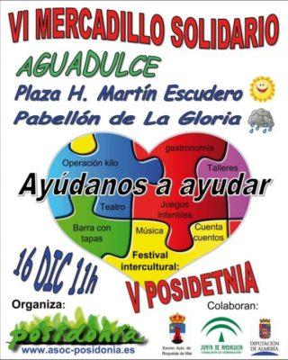 Cartel_VIMercadillo_Solidario