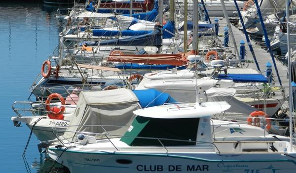 Habrá tres regatas en aguas de Almería en el puente de diciembre