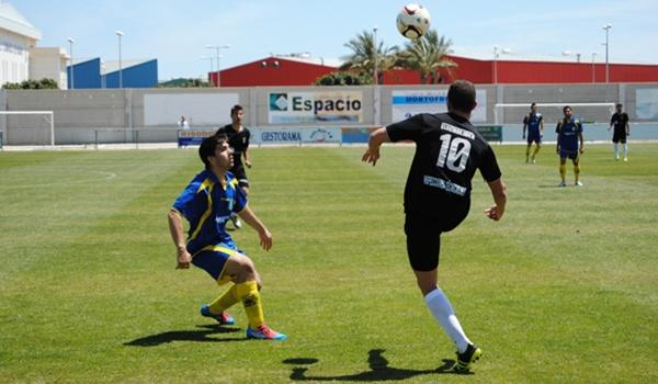 El equipo almeriense de Tercera División perdió ante el Martos y es último destacado