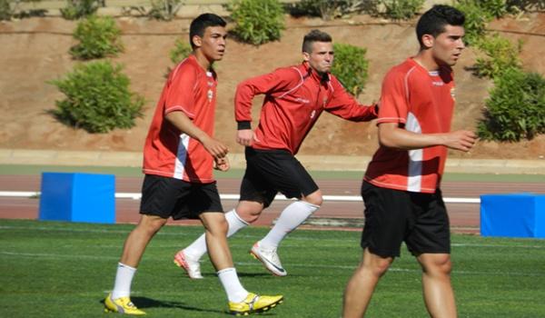 Cinco sub-18 de la UD Almería en la selección andaluza y otros tres de la sub-16