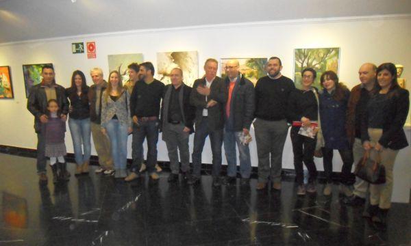 Exposición Artistas de Huércal-Overa