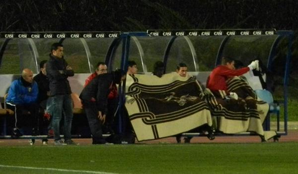 El Almería B perdió como líder del grupo IV de la Segunda División B ante el Melilla
