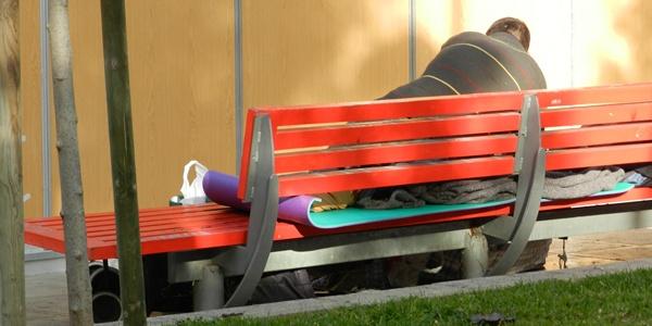 La pobreza ataca a cada vez mayor número de personas en España, también en Navidad