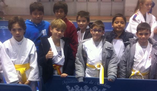 Los representantes de Almería en Albolote ganaron 13 de 14 medallas en sus categorías