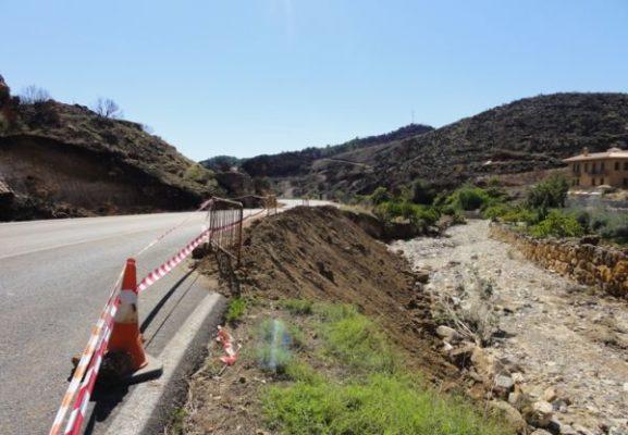 Obras carreteras Levante